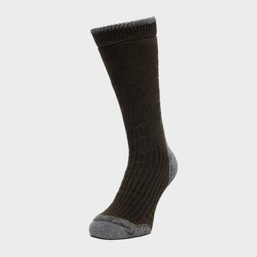 Black Brasher Men's Hiker Socks