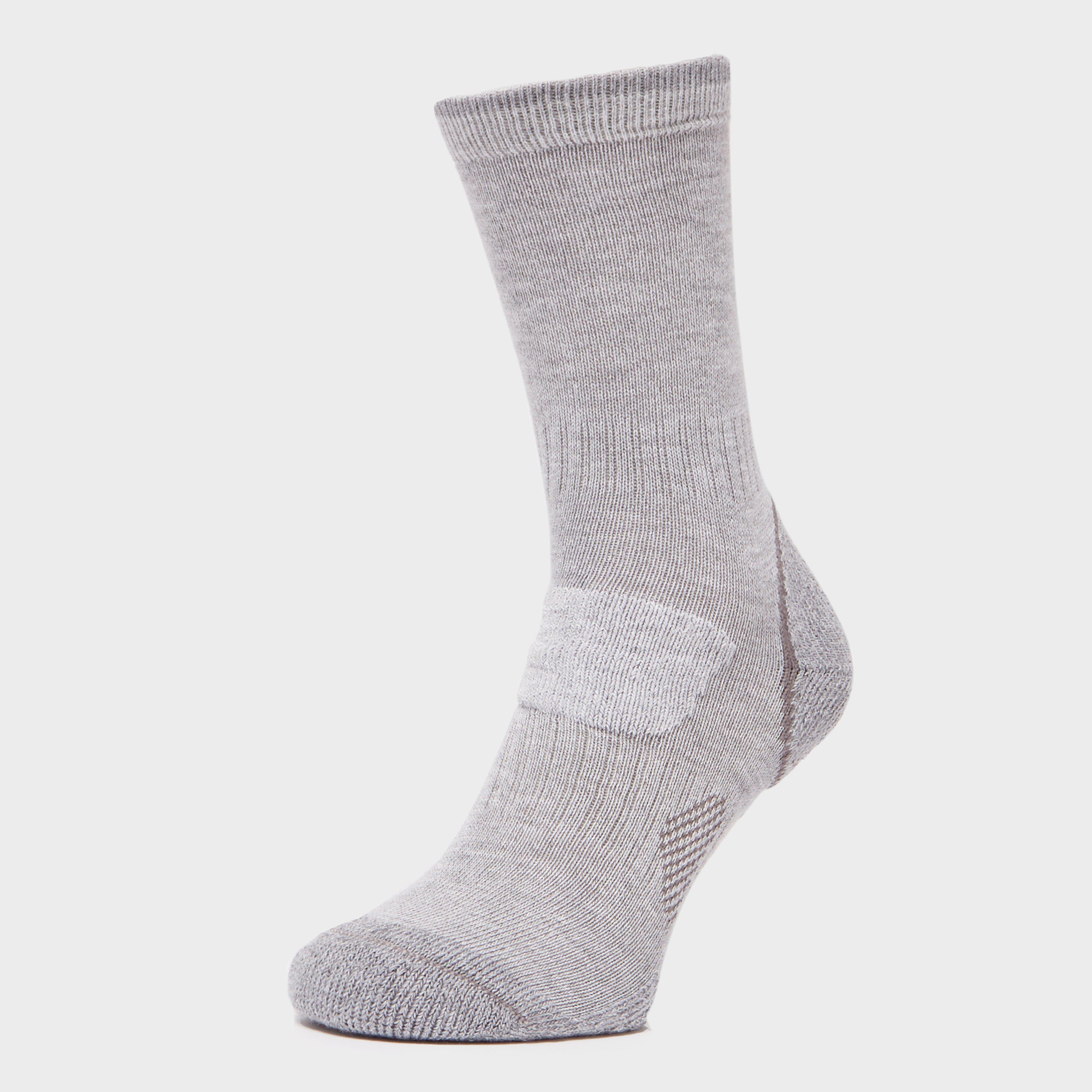 Brasher Brasher Mens Light Hiker Socks - Grey, Grey