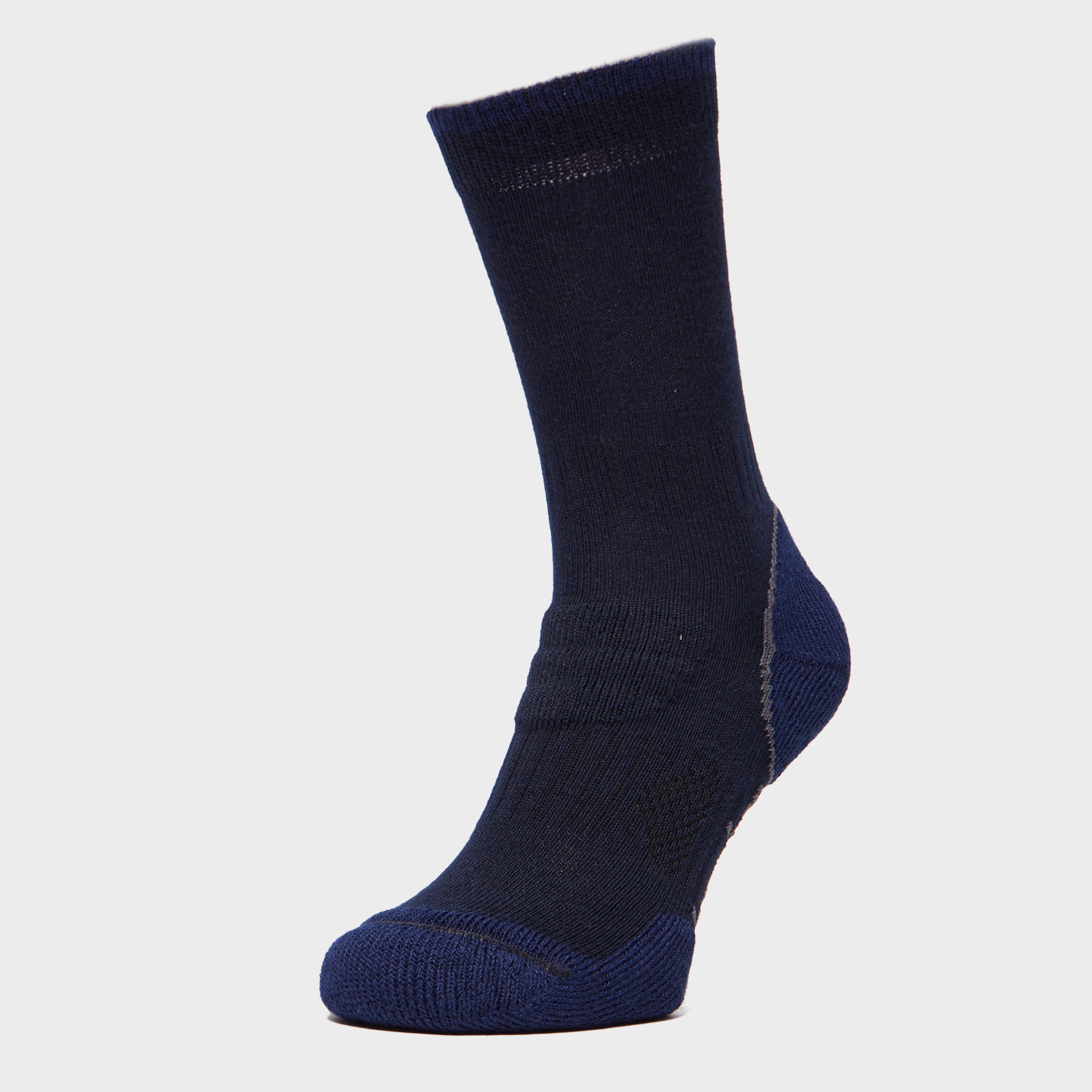 Brasher Brasher Mens Light Hiker Socks - Blue, Blue