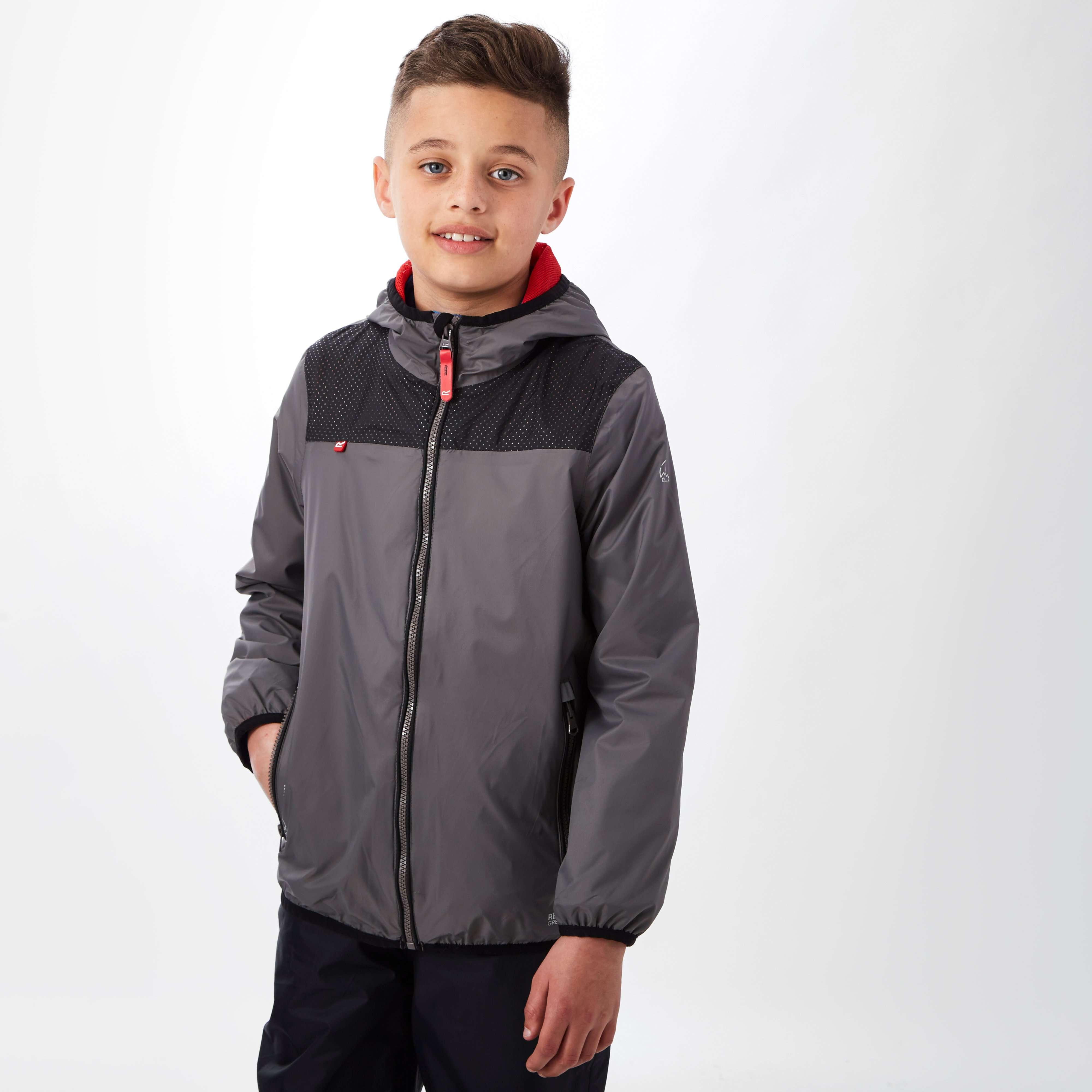 REGATTA Boy's Leverage Jacket