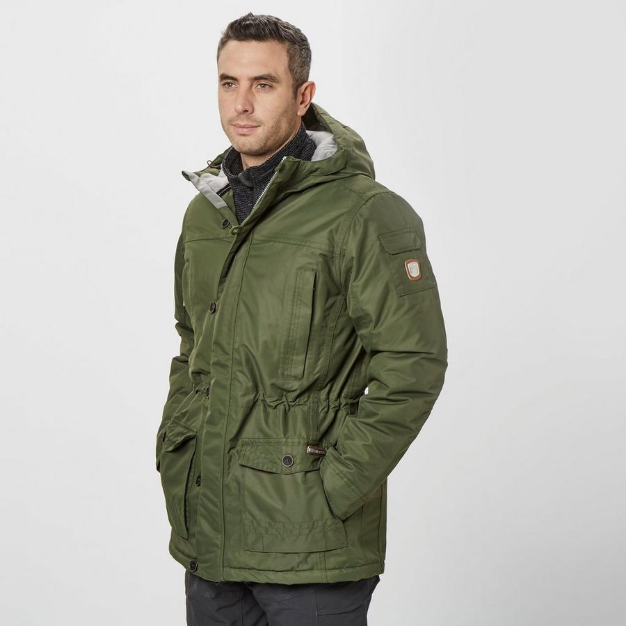 Green Craghoppers Men's Finch Jacket : craghoppers quilted jacket - Adamdwight.com