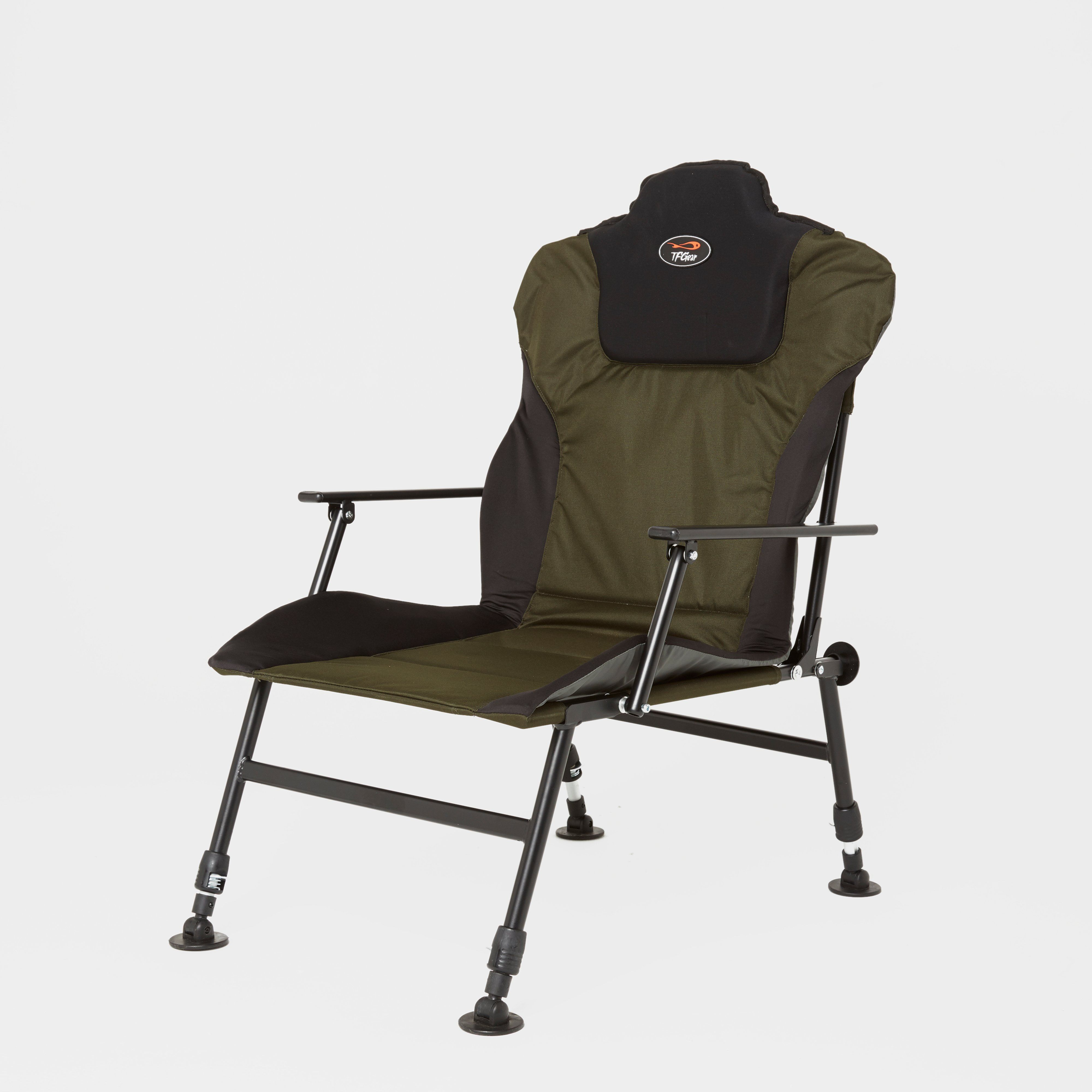 TFG Bank Boss EZ Chair With Side Tray