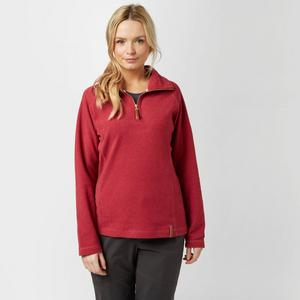 CRAGHOPPERS Women's Delia Half Zip Fleece