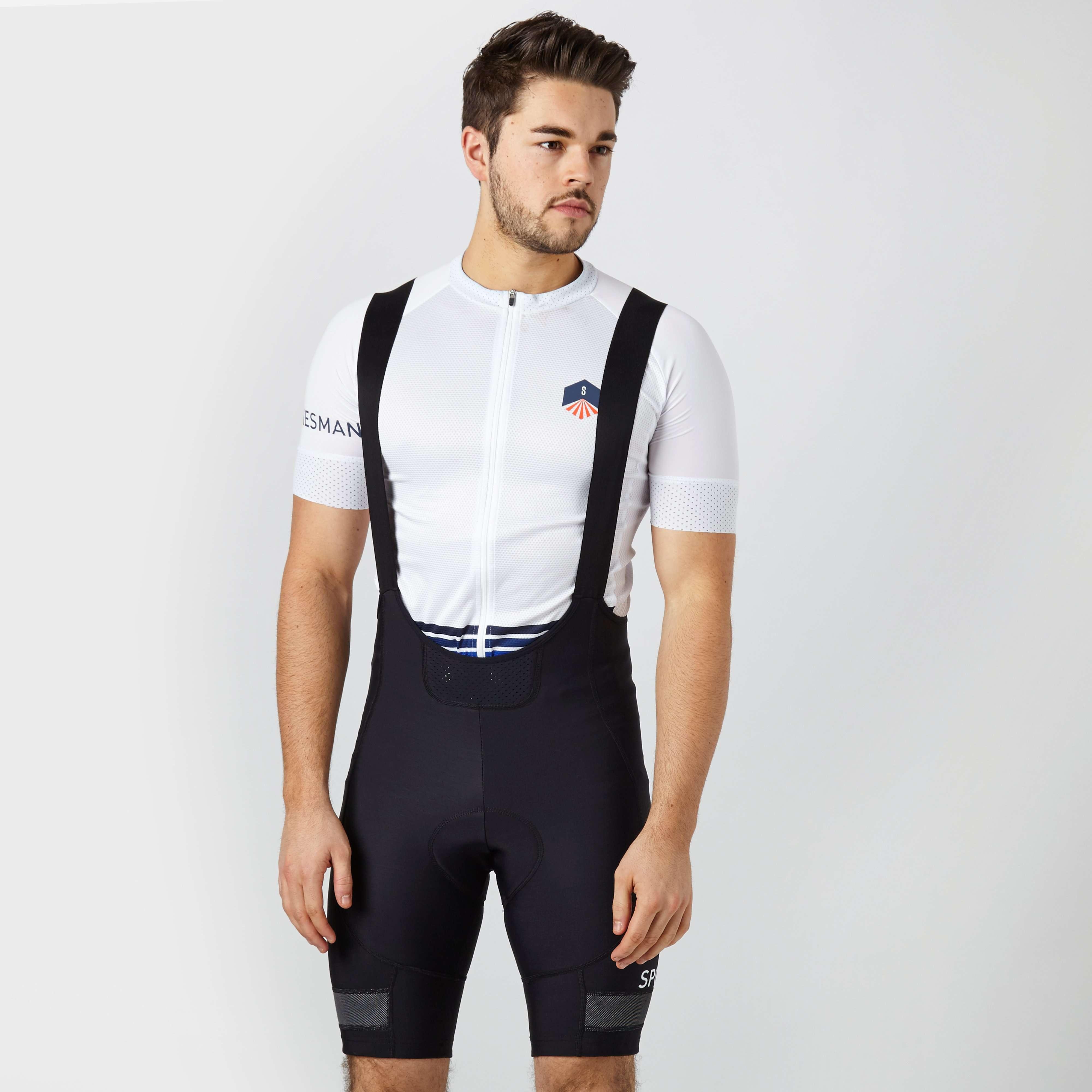 SPOKESMAN Men's Winter Cycling Shorts