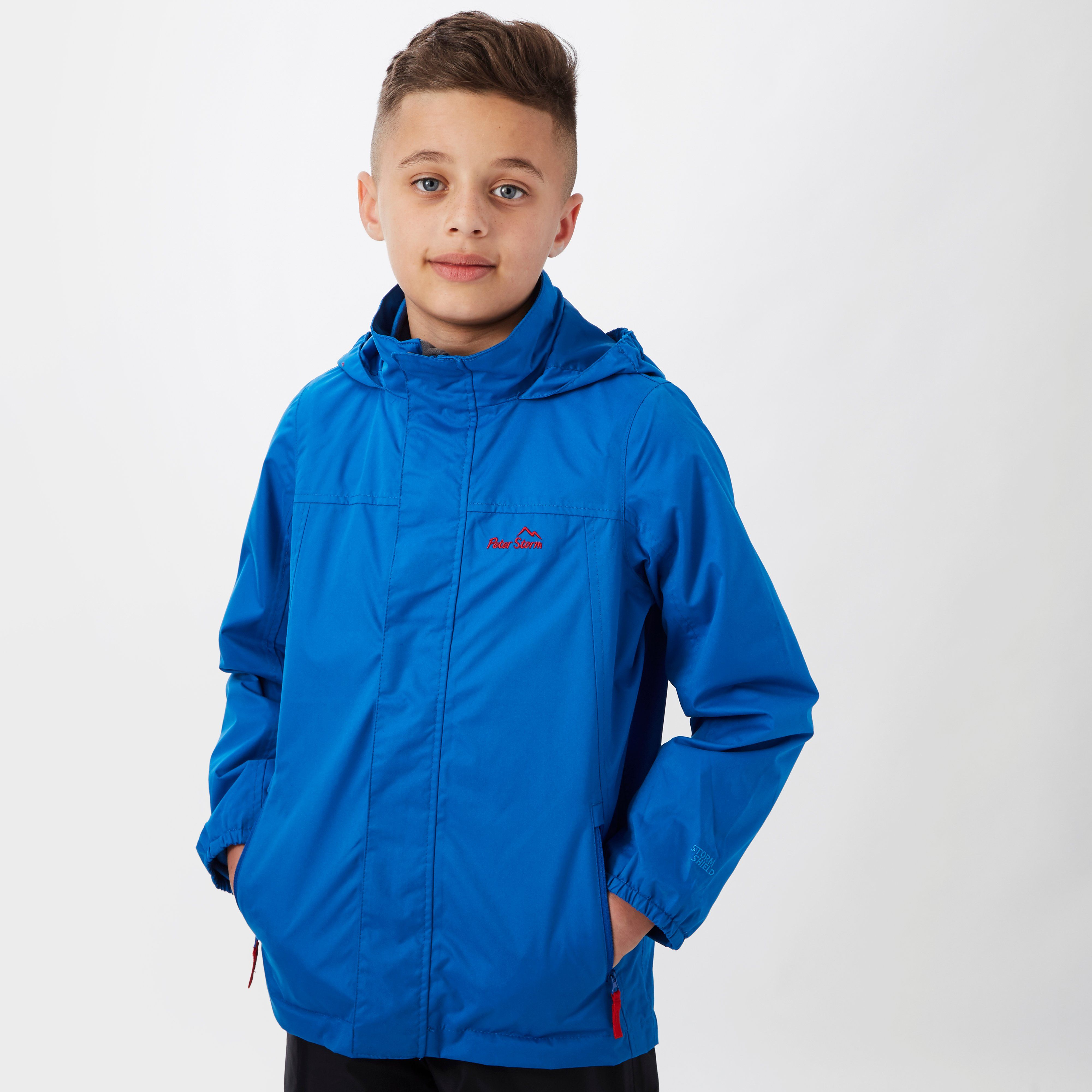 PETER STORM Boy's Peter Waterproof Jacket