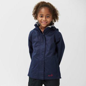 4ecab96c13 Navy PETER STORM Kids  Wendy II Waterproof Jacket ...