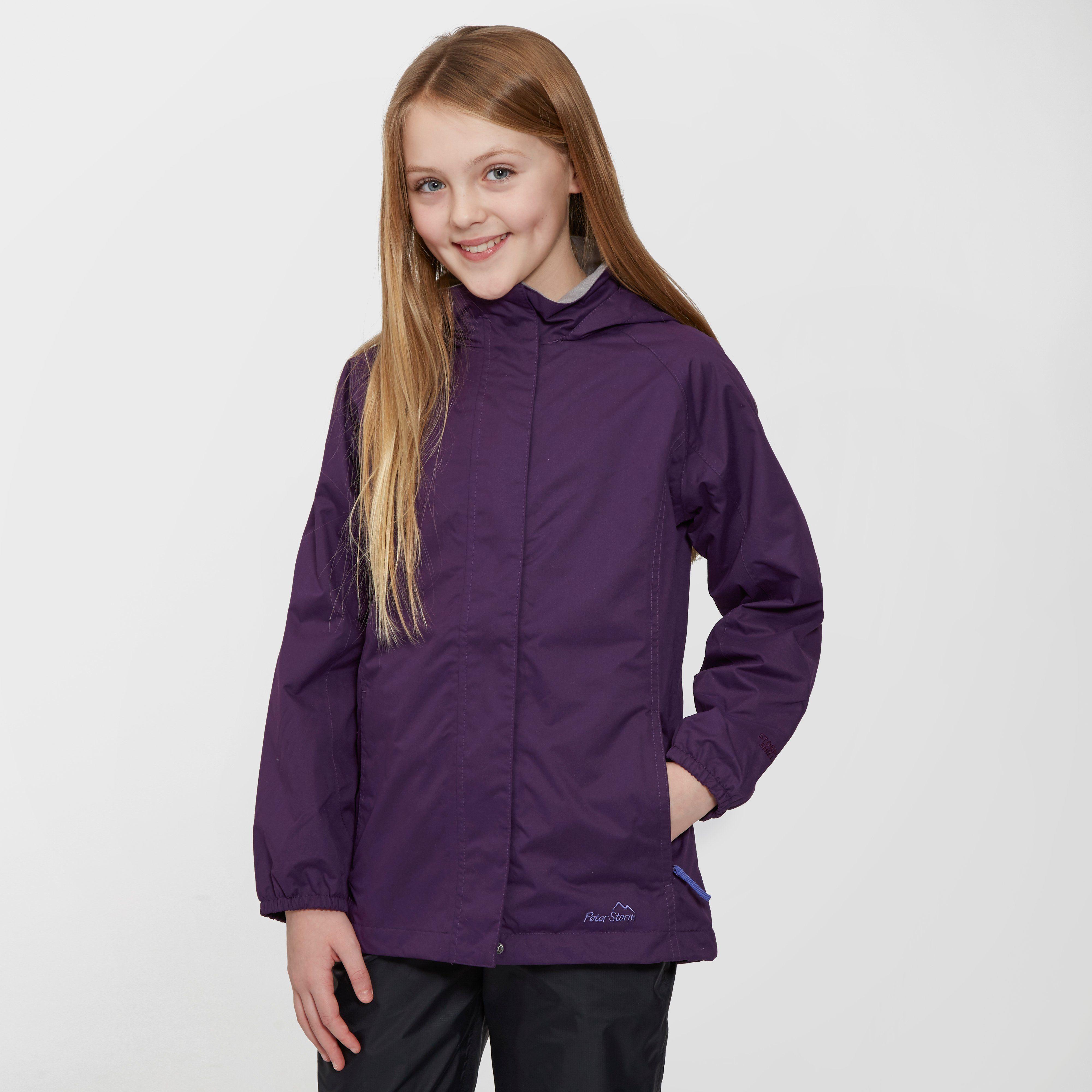 PETER STORM Girl's Wendy II Waterproof Jacket