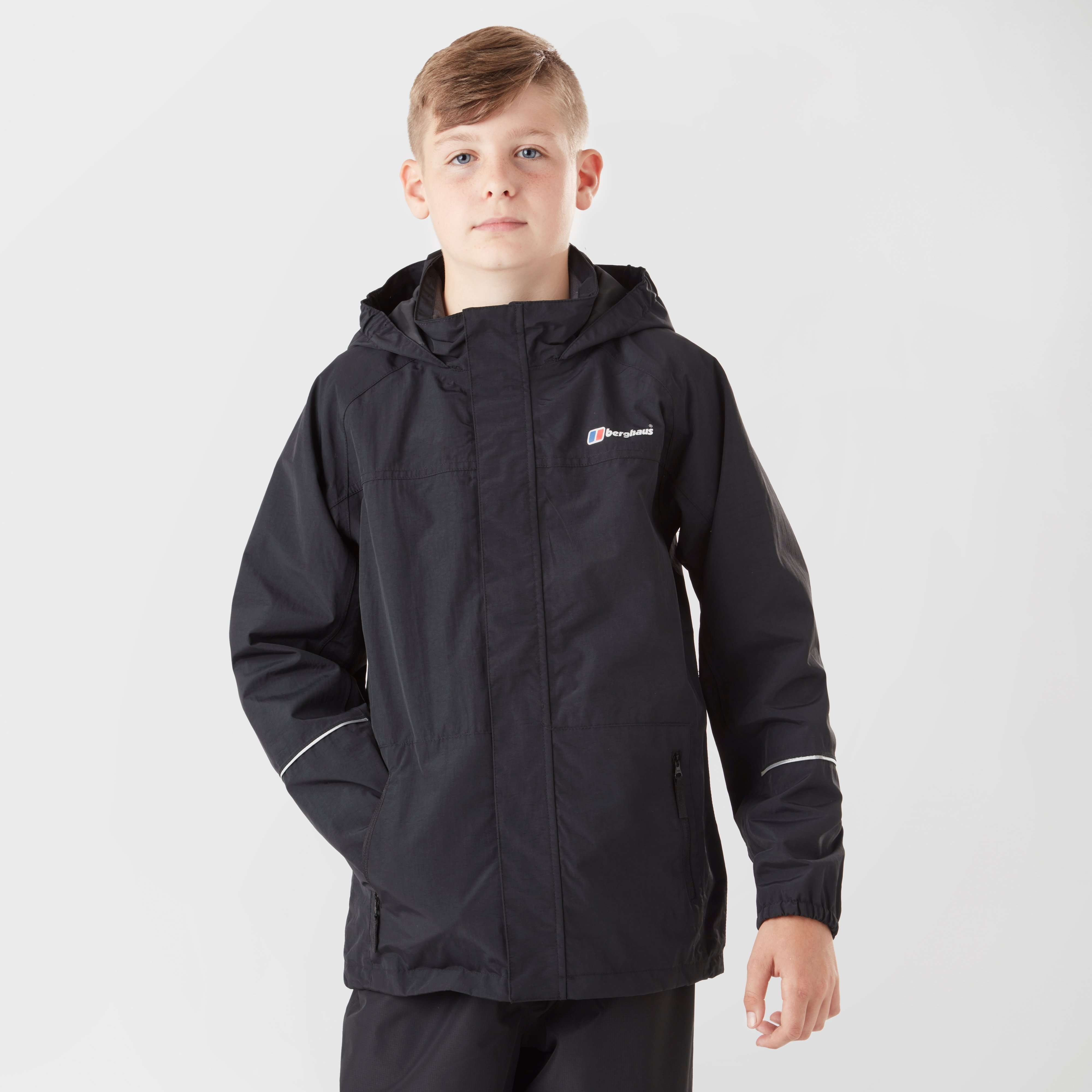 BERGHAUS Boy's Callander Waterproof Jacket