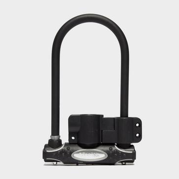Black Masterlock 13mm D-Lock 280mm x 110mm
