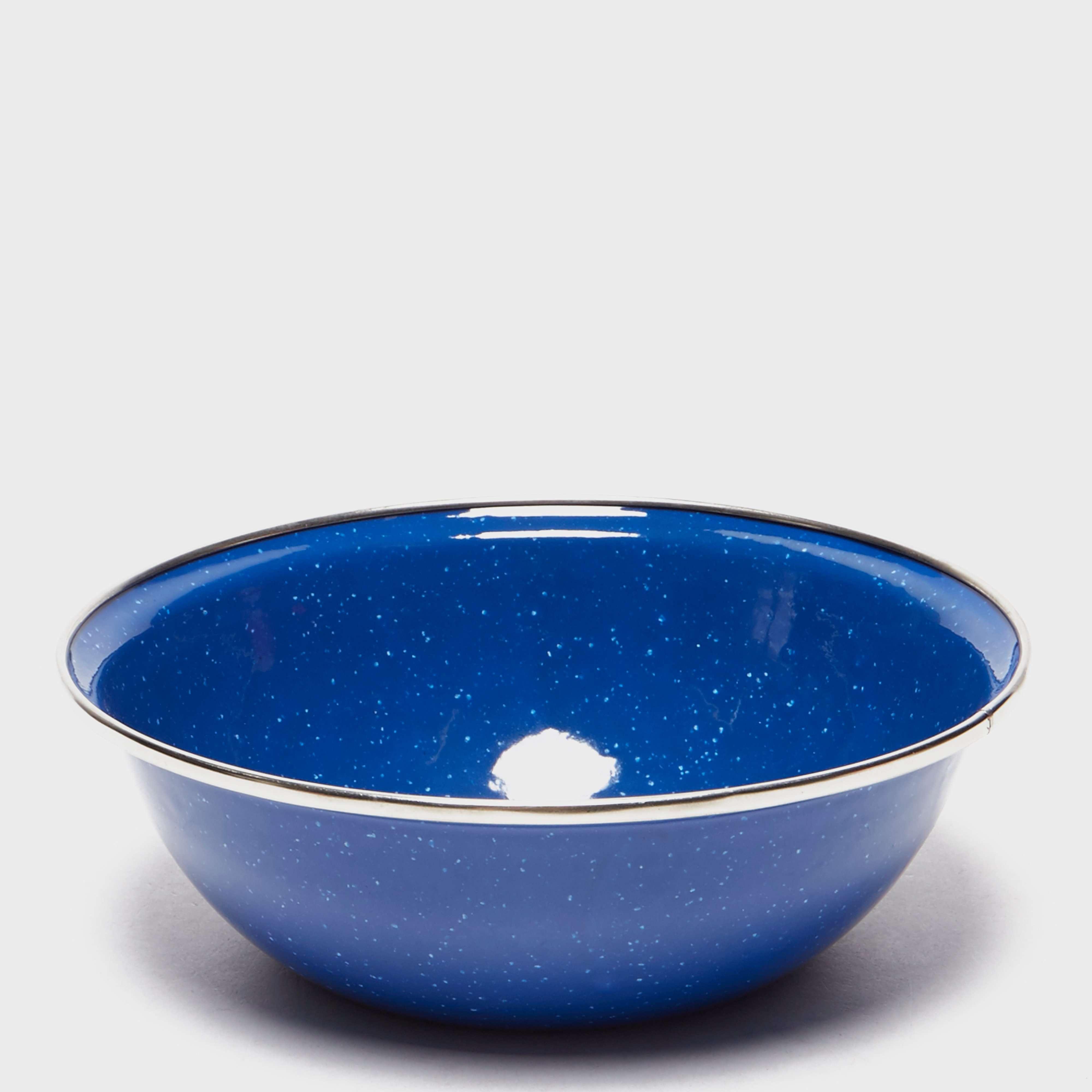 HIGHLANDER Deluxe 16cm Enamel Bowl