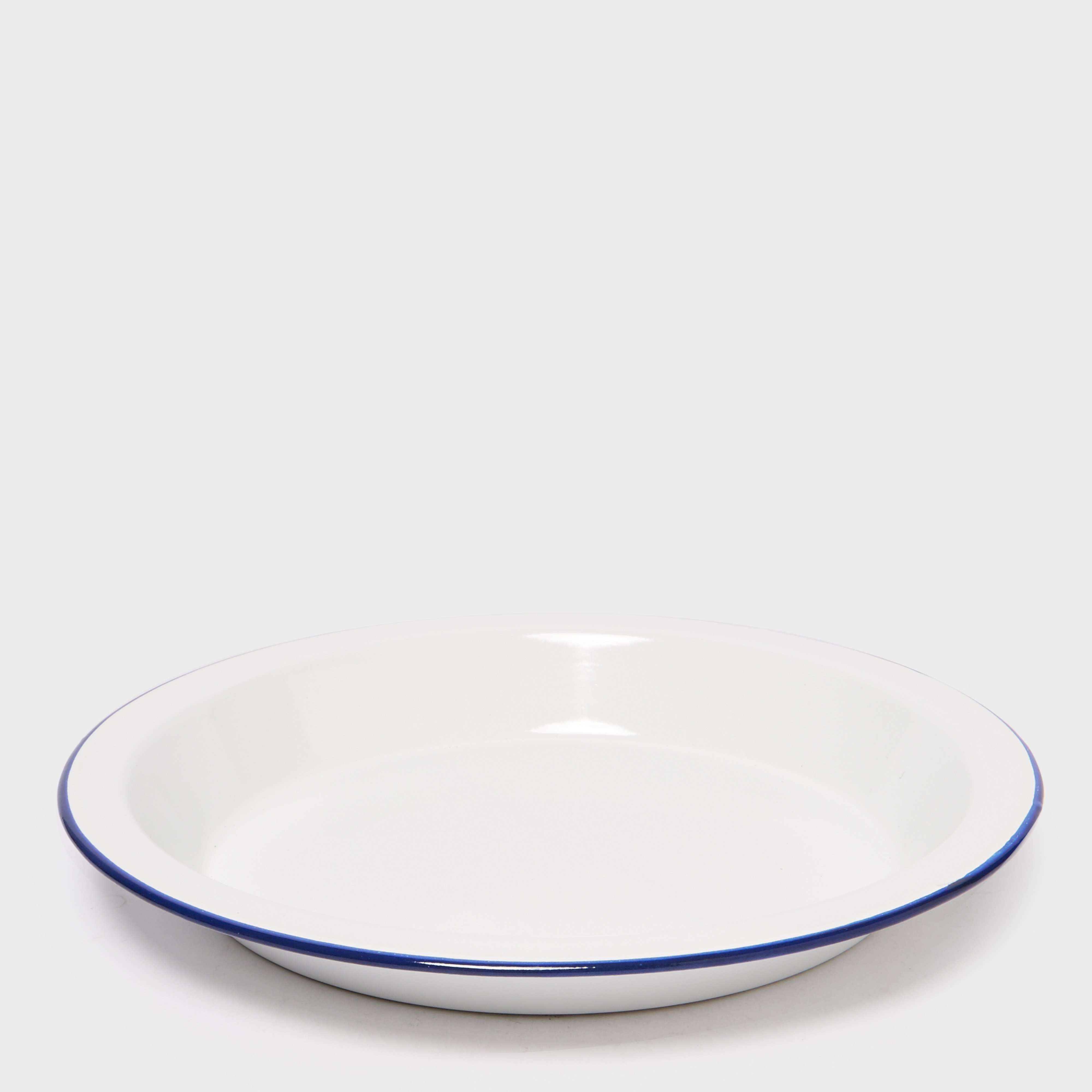 HIGHLANDER Highlander Deep Enamel Plate
