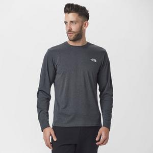 THE NORTH FACE Men's Mountain Athletics Long Sleeve Reaxion Amp Baselayer