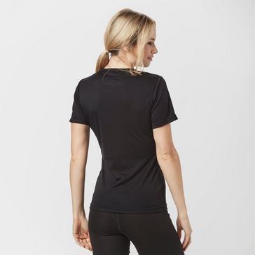 Black Peter Storm Women's Thermal Crew T-shirt