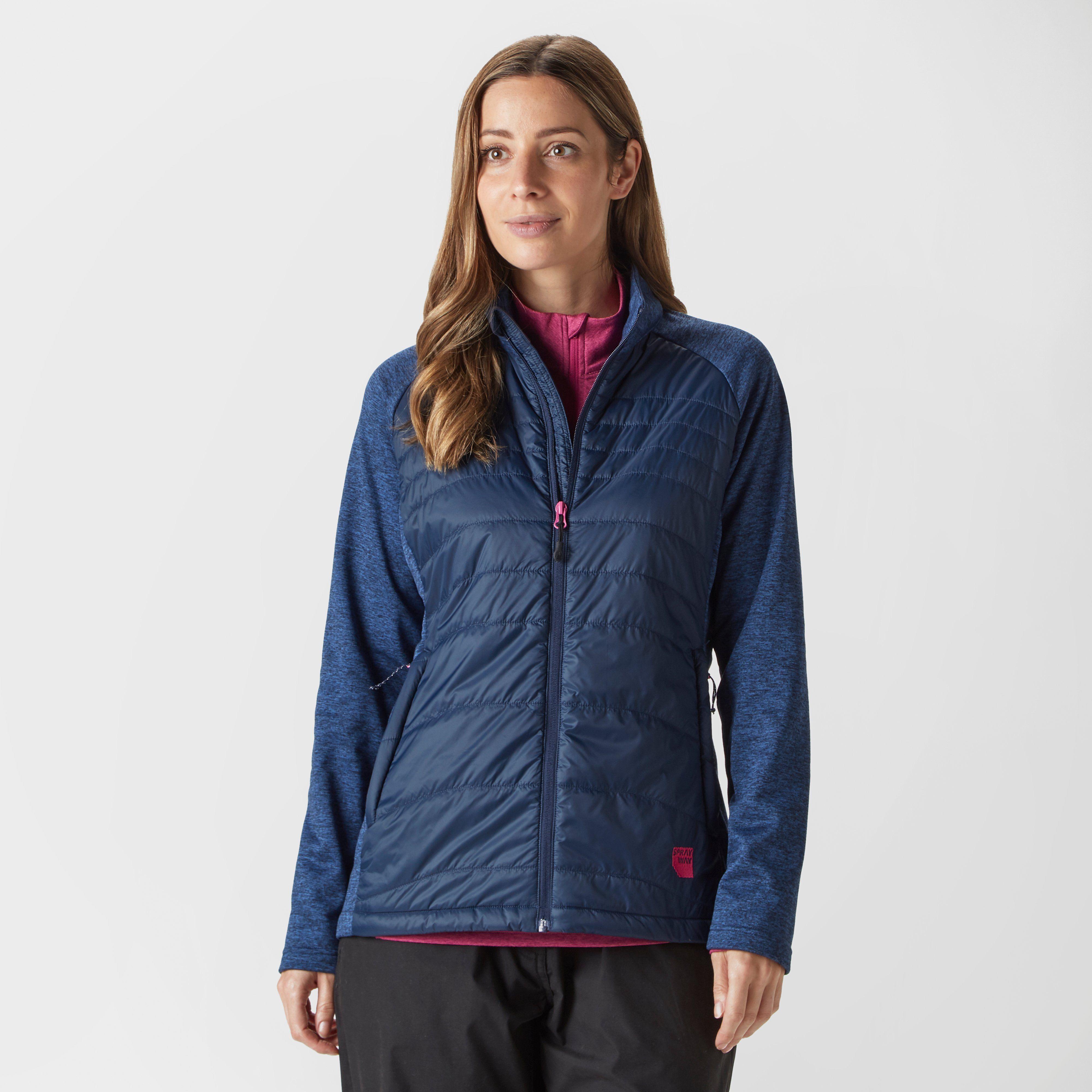SPRAYWAY Women's Moulin Hybrid Fleece Jacket