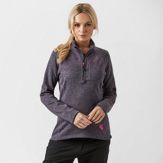 Women's Kiso Half-Zip Fleece