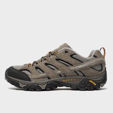 e15b8d40a68f Brown MERRELL Men s Moab 2 Ventilator Hiking Shoe ...