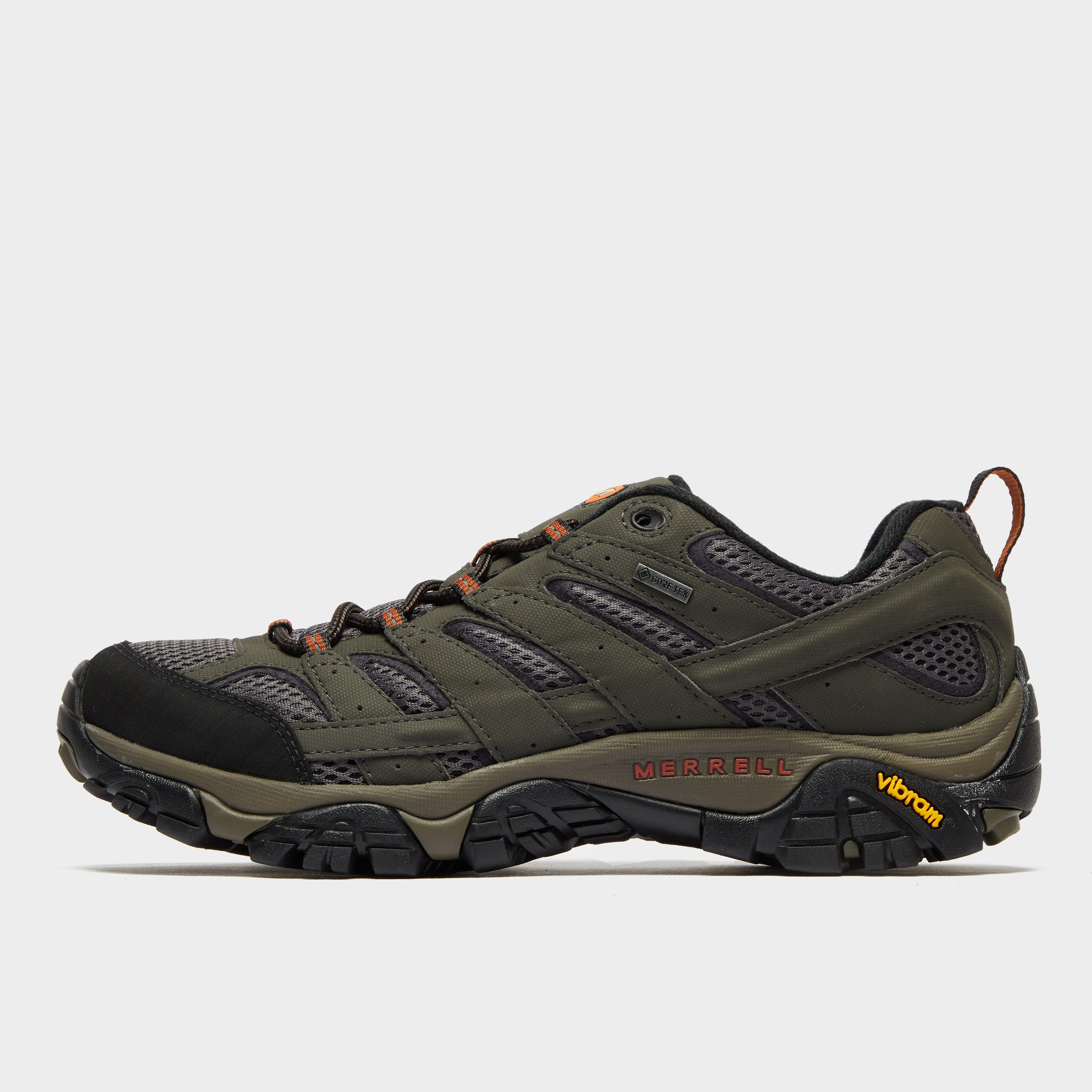 Merrell Mens Moab Gore-Tex Hiking Shoe