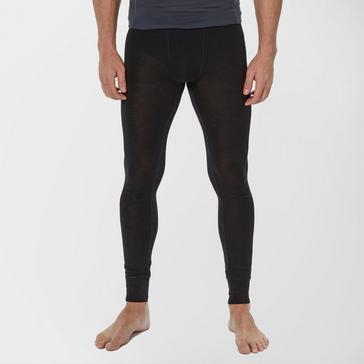Black Technicals Men's Merino Baselayer Pants
