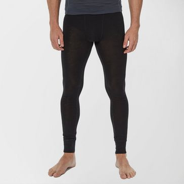 506d03bf774 Black TECHNICALS Men's Merino Baselayer Pants ...