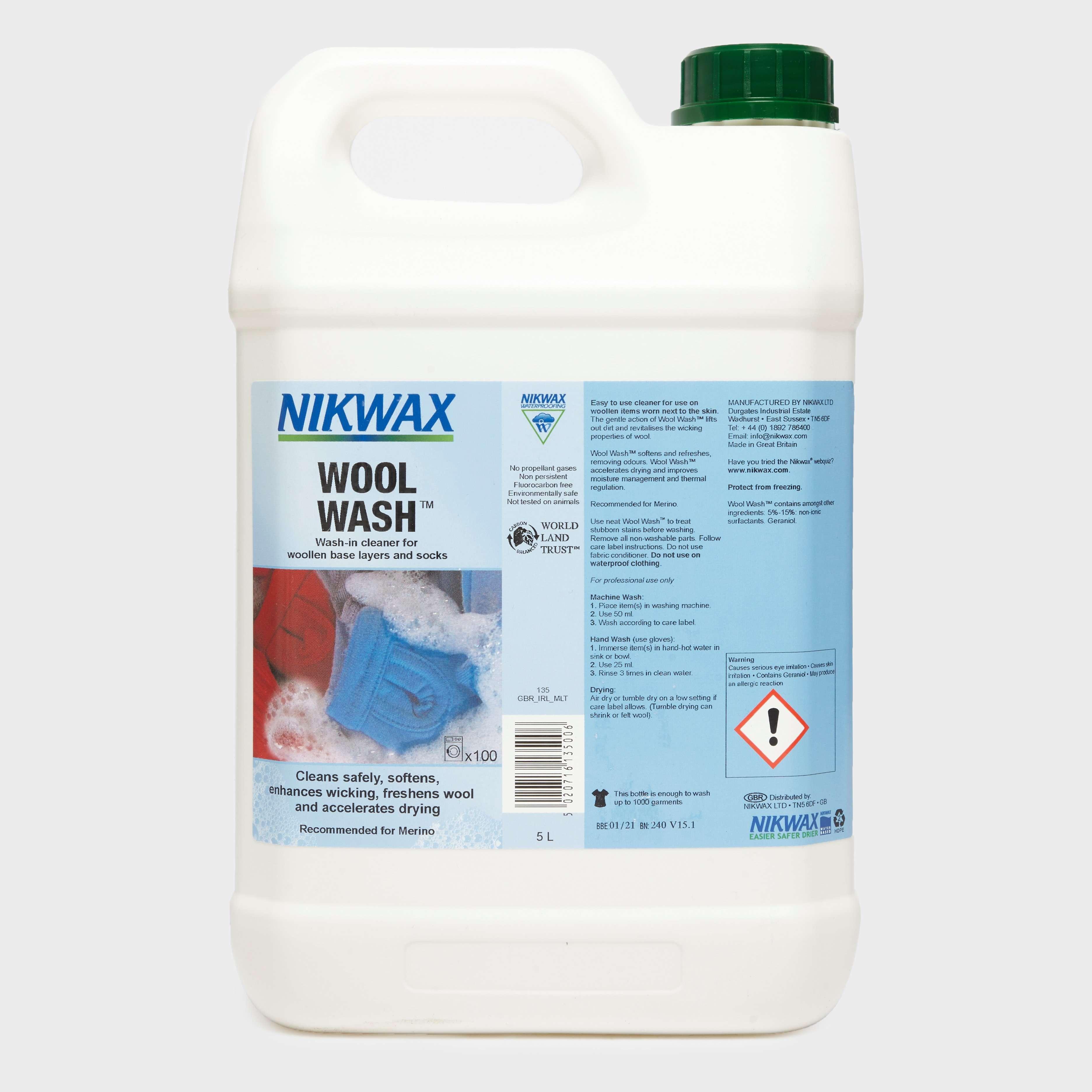 NIKWAX Wool Wash 5 Litre