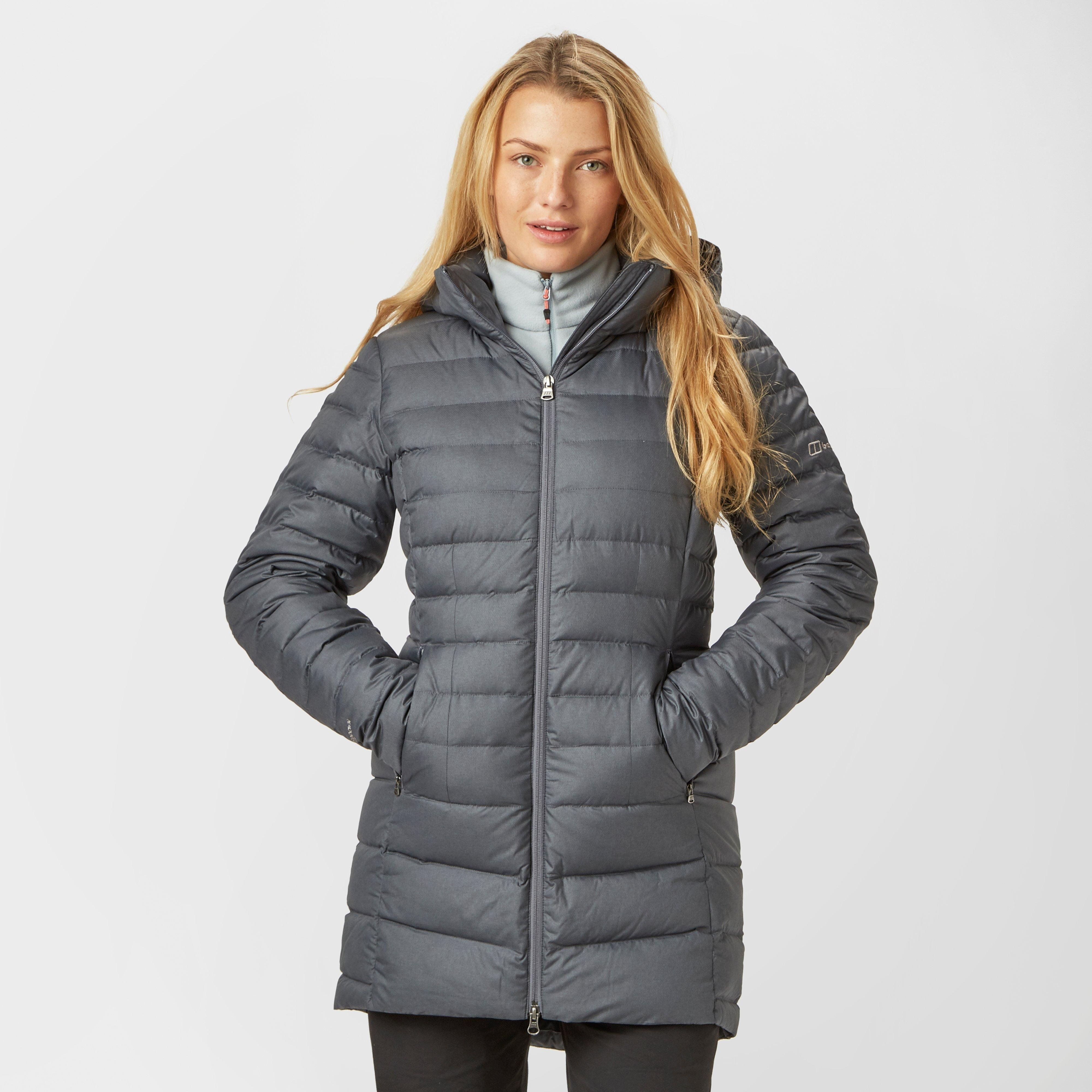 BERGHAUS Women's Hudsonian Long Down Parka