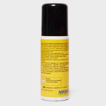 N/A Nikwax Waterproofing Wax For Leather 125ml Black