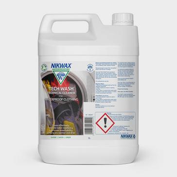 N/A Nikwax Tech Wash 5L
