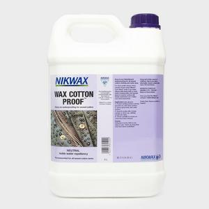 NIKWAX Wax Cotton Proof™ 5L