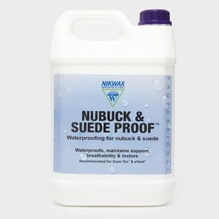 Nubuck and Suede Proof™ 5L