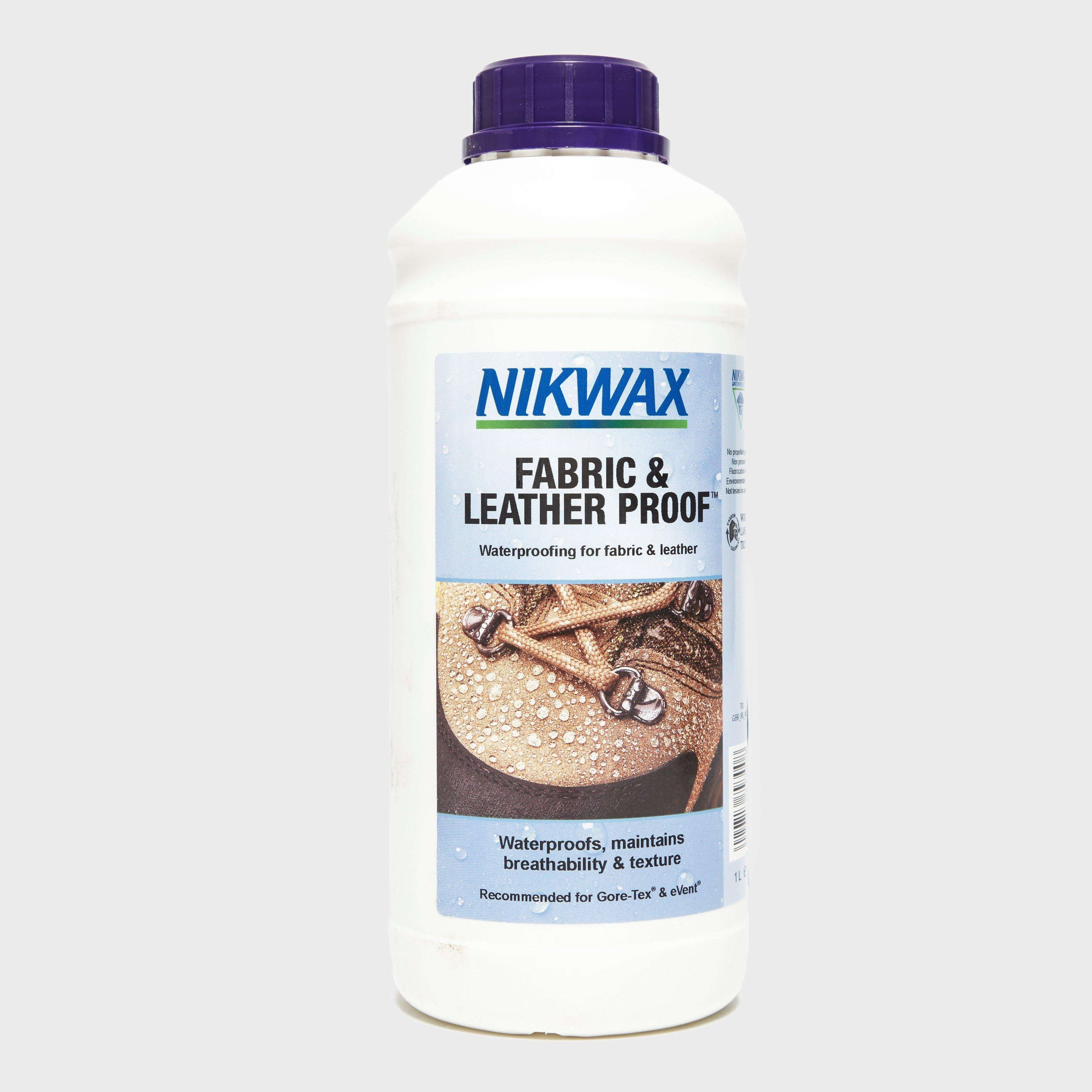 NIKWAX Fabric and Leather Spray 1L