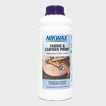 N/A Nikwax Fabric and Leather Spray 1L