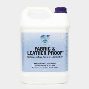 NIKWAX Fabric and Leather Spray 5L