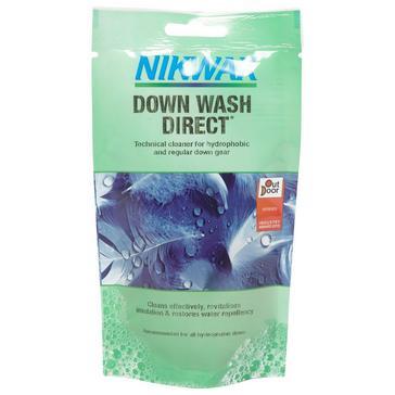 Green Nikwax Down Wash Direct 100ml