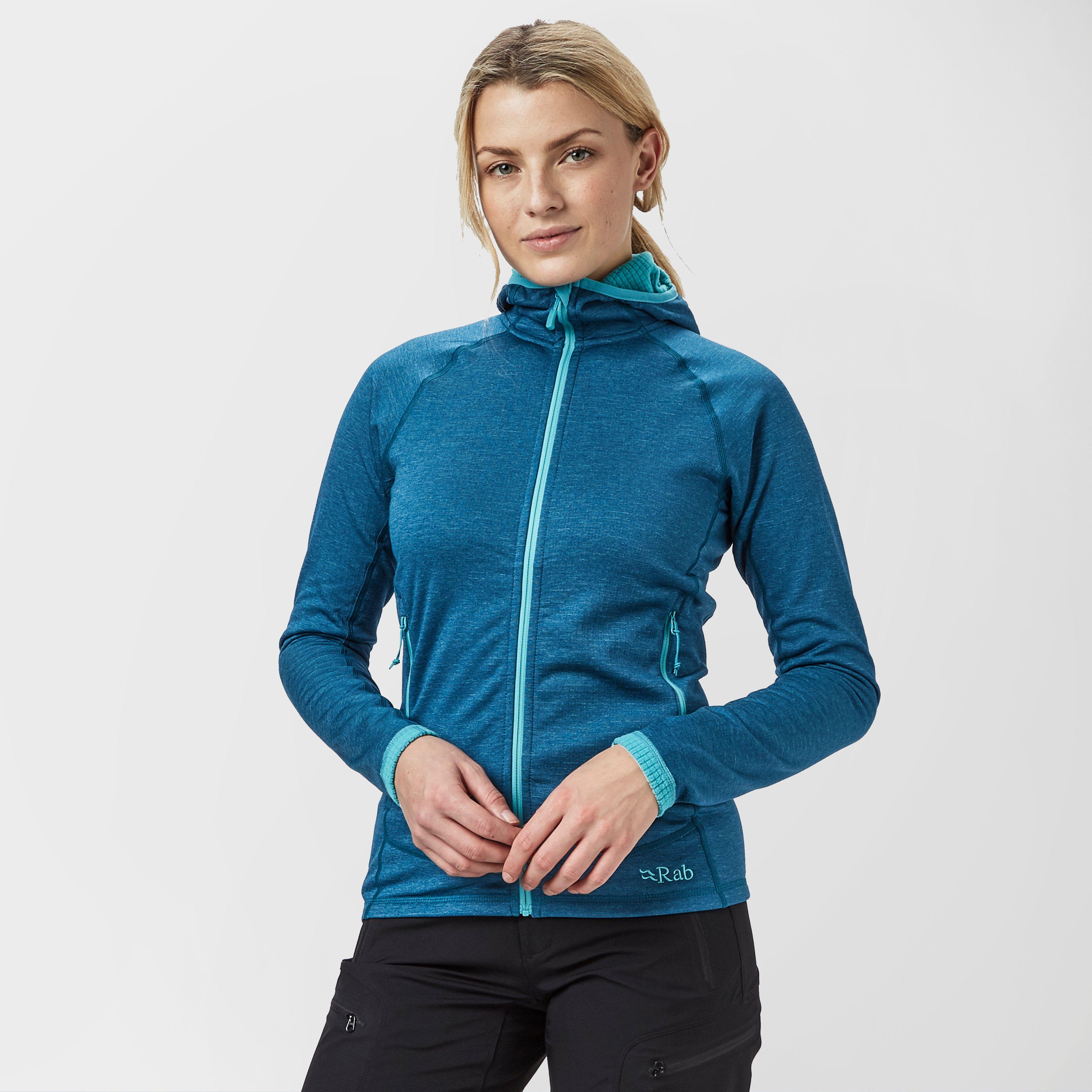 RAB Women's Nucleus Half-Zip Fleece