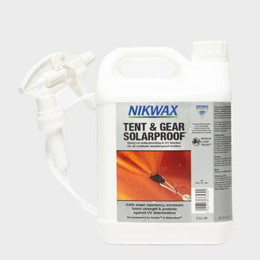 N/A Nikwax Tent and Gear SolarProof®