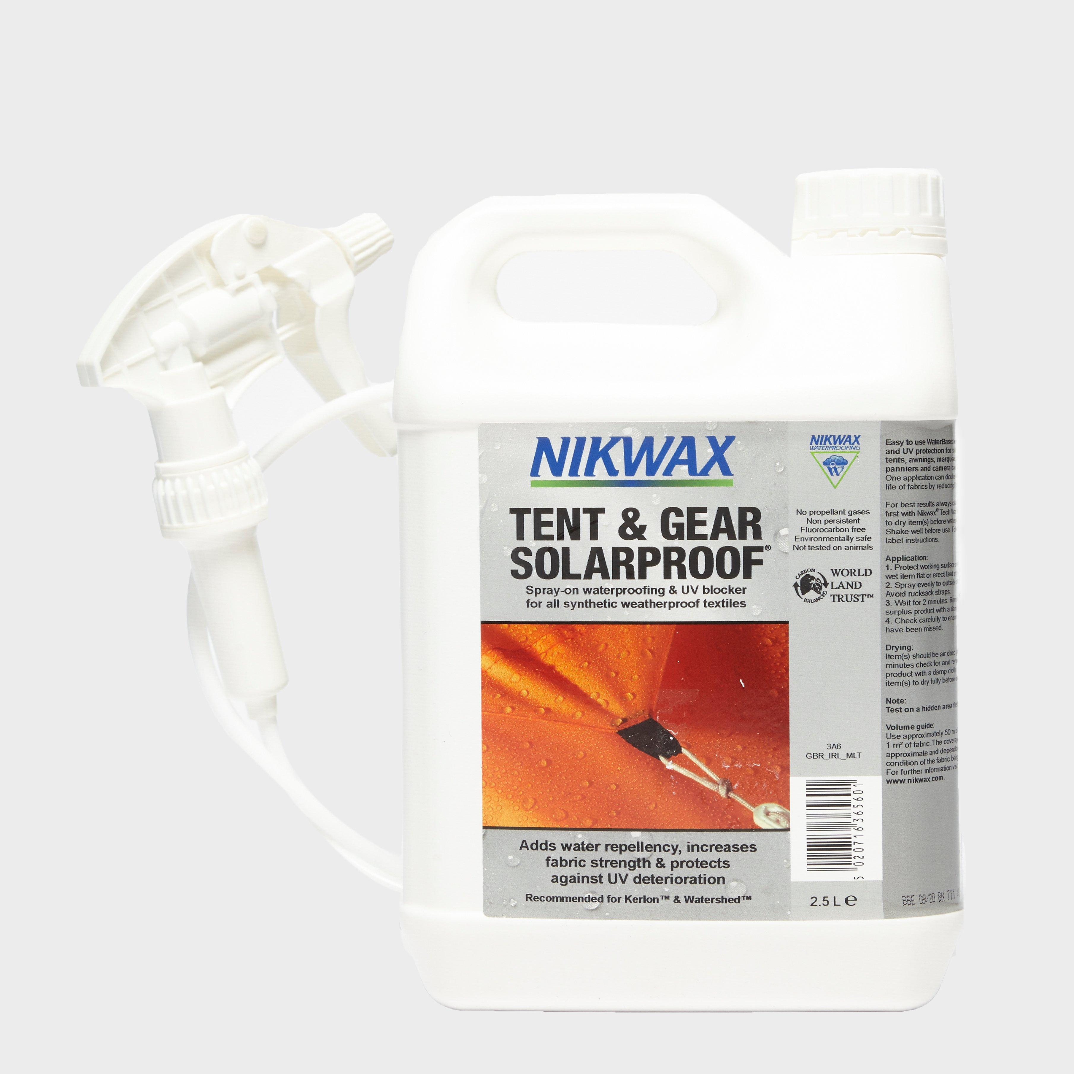 NIKWAX Tent and Gear SolarProof® Concentrated & Proofers u0026 Repair | Blacks