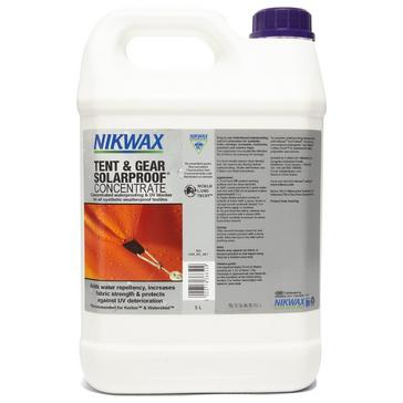 N/A Nikwax Tent and Gear SolarProof Concentrated 5L