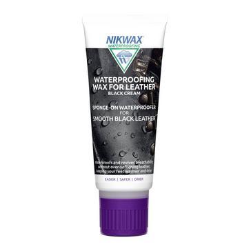 N/A Nikwax Waterproofing Wax For Leather Black 125ml