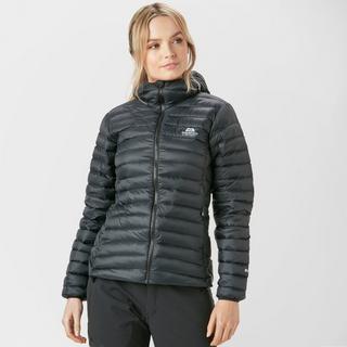 Women's Arete Hooded Down Jacket