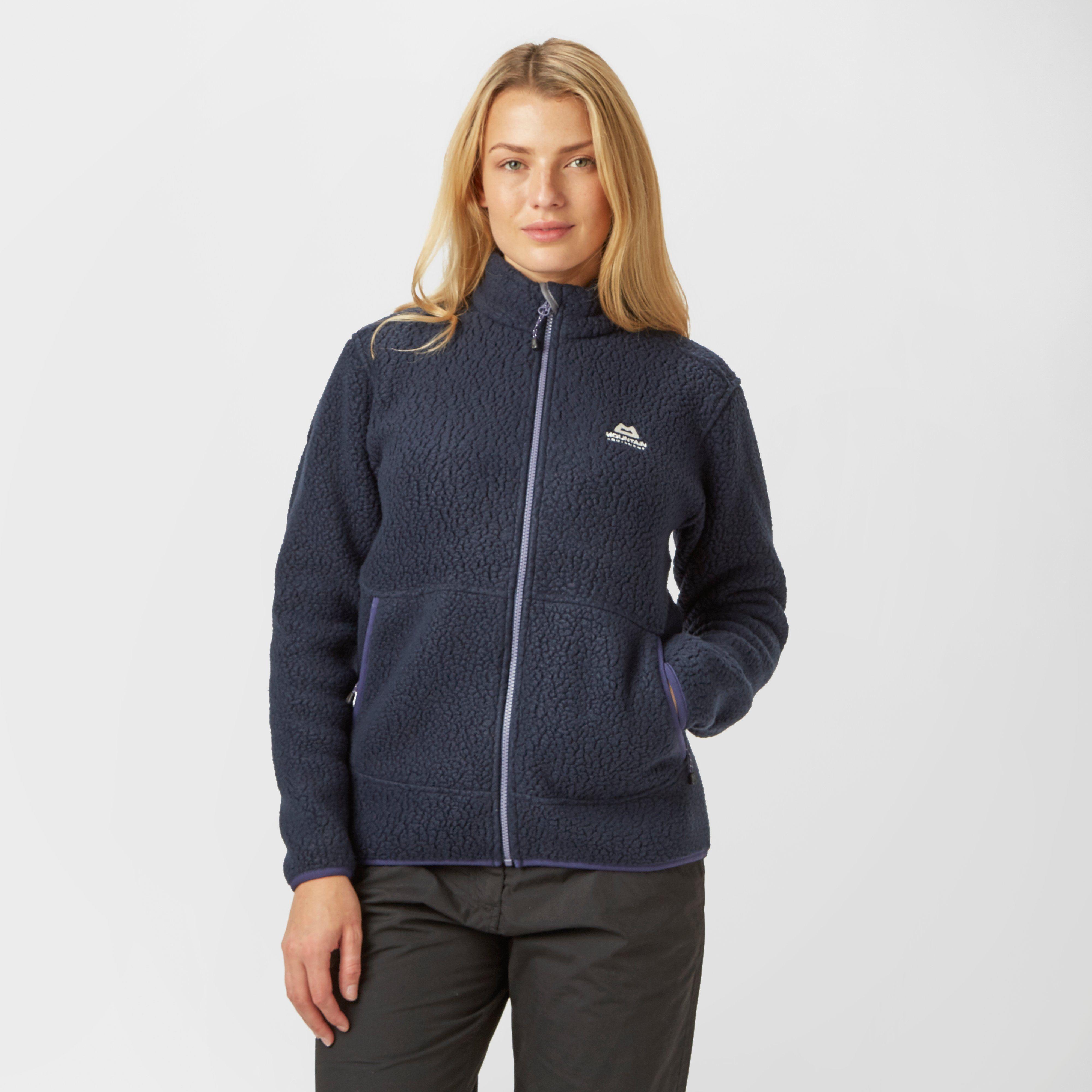 MOUNTAIN EQUIPMENT Women's Moreno Full-Zip Fleece