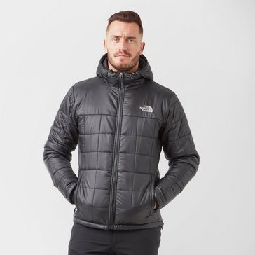 ac2492fca5ae Black THE NORTH FACE Men s Exhale Insulated Jacket ...