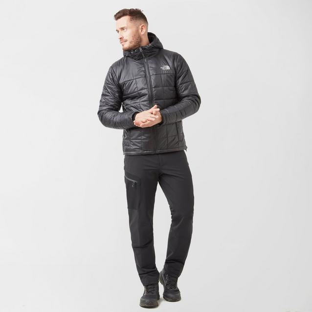 542390f47341 Black THE NORTH FACE Men's Exhale Insulated Jacket image 3