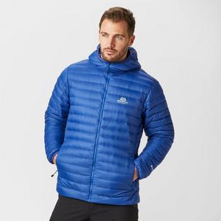 Men's Arete Hooded Down Jacket