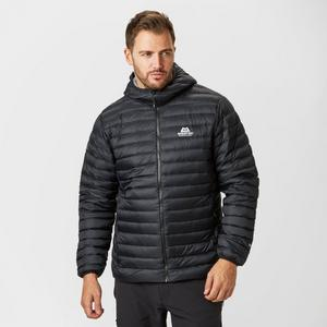 MOUNTAIN EQUIPMENT Men's Arete Hooded Down Jacket