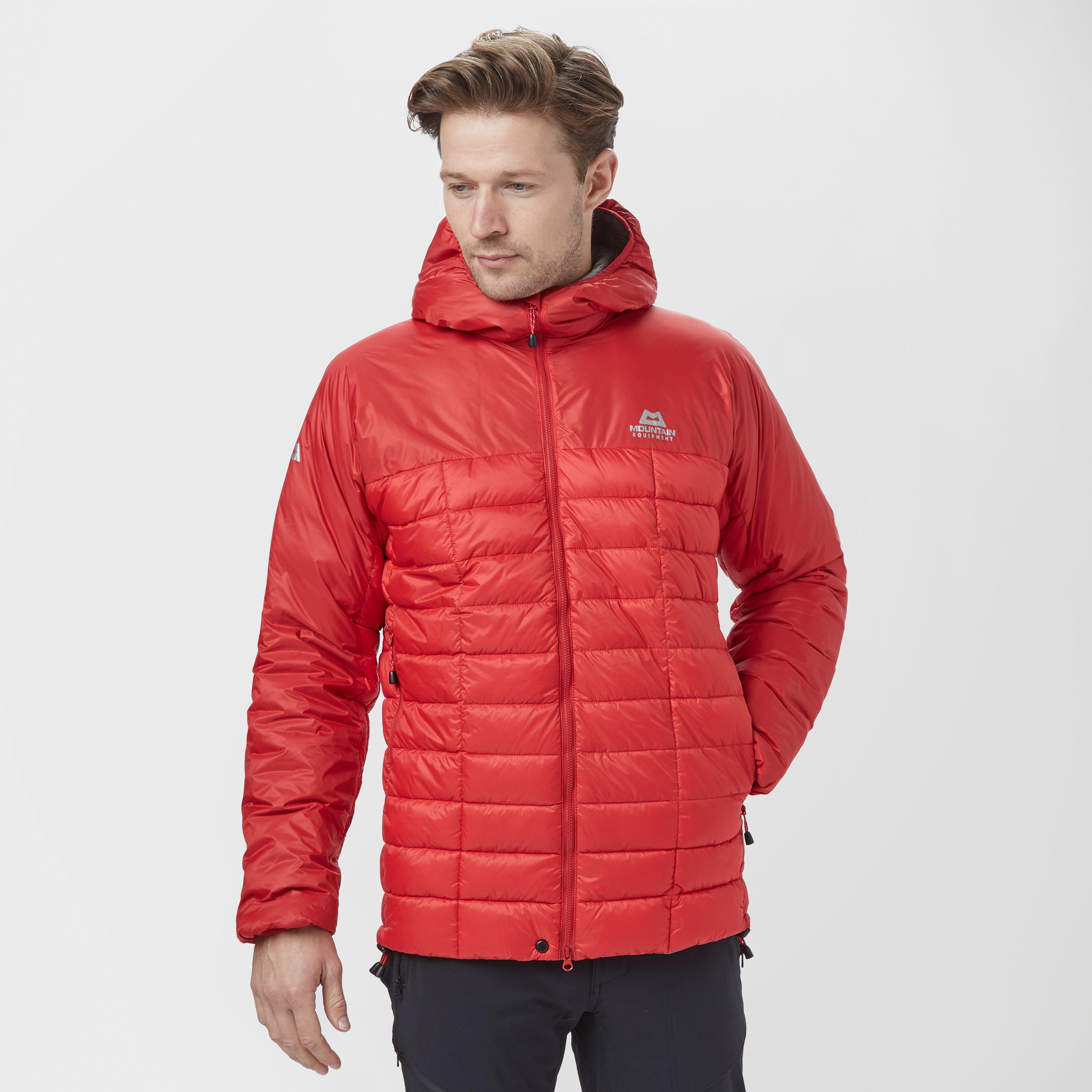 Mountain Equipment Mountain Equipment Mens Superflux Insulated Jacket - Red, Red