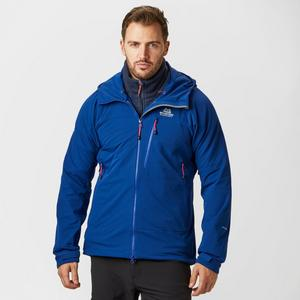 MOUNTAIN EQUIPMENT Men's Mission Soft-Shell Jacket