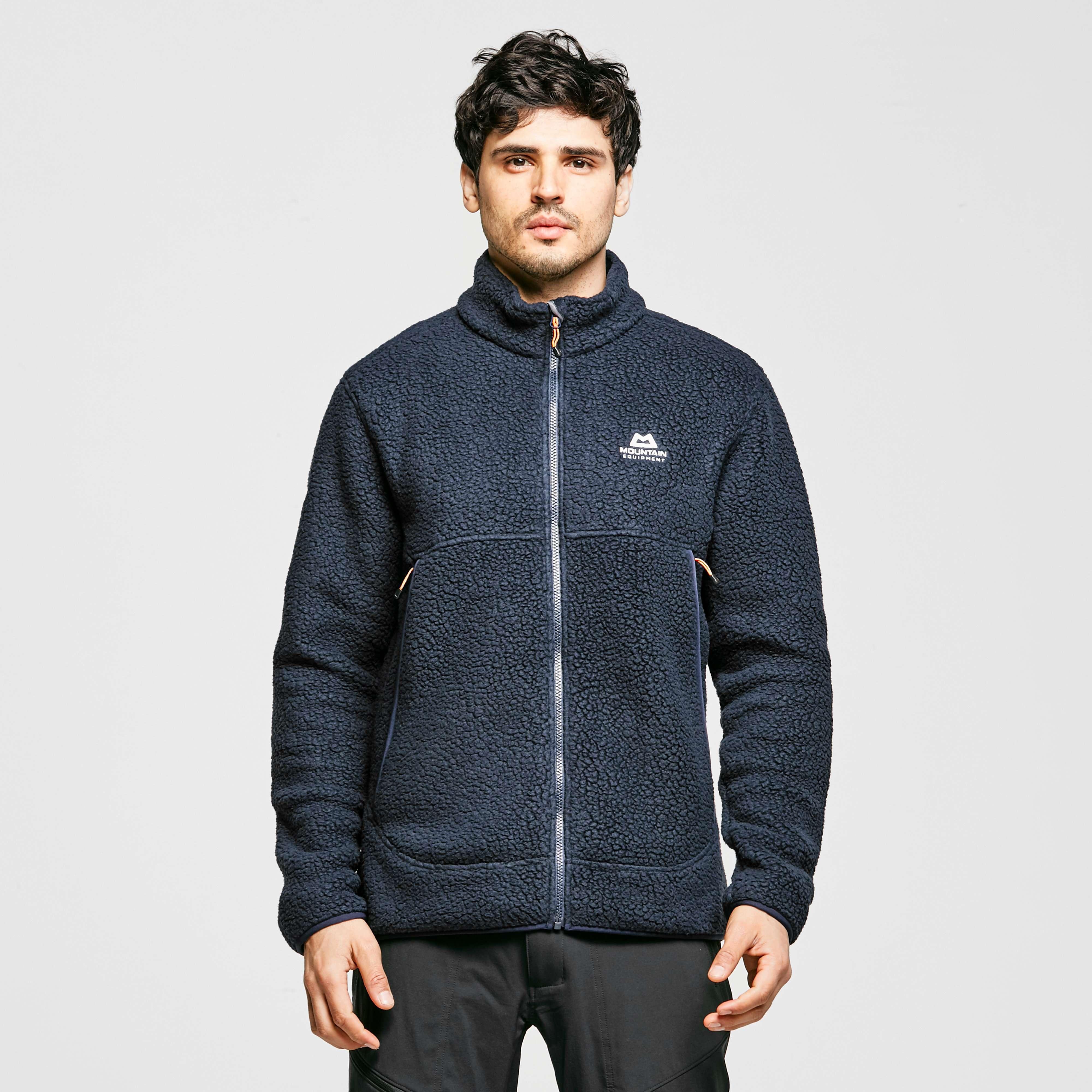 MOUNTAIN EQUIPMENT Men's Moreno Full-Zip Fleece