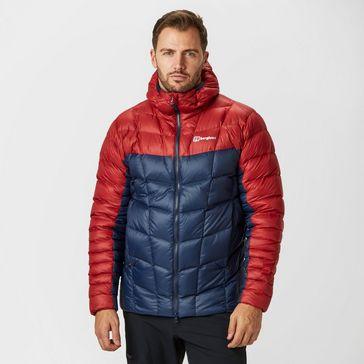 c4b76a07836a Blue BERGHAUS Men s Extrem Nunat Reflect Insulated Jacket ...