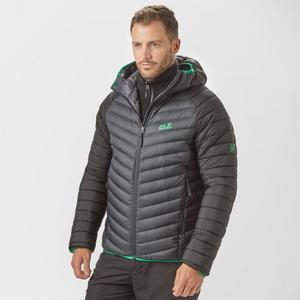 JACK WOLFSKIN Men's Zenon Storm Hooded Down Jacket