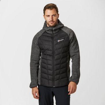 a5ca455b003e Black BERGHAUS Men s Duneline Hybrid Insulated Jacket ...